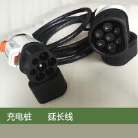 电动汽车荣威比亚迪唐宋E5充电桩延长线i3帝豪秦EV300充电枪