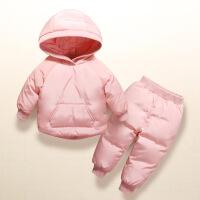 №【2019新款】小朋友穿的儿童羽绒服套装女童套装男童装宝宝女婴儿幼儿款反季