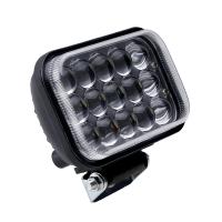 汽车led射灯货车LED射灯超亮12V24V大灯倒车灯越野车雾灯