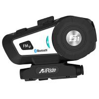 摩托车头盔蓝牙耳机内置对讲机导航摩托车运动相机记录仪防水