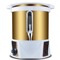 商用双层不锈钢大容量电热开水桶机奶茶店保温桶开水器