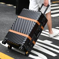 防刮行李箱万向轮26寸拉杆箱28寸旅行箱包24寸密码皮箱子20寸男女
