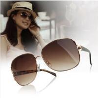 潮流防晒眼镜圆脸装饰户外眼镜女士方形墨镜大框时尚复古太阳镜