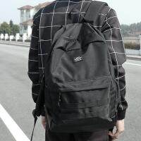 新款原创潮牌双肩包时尚潮流男背包学生书包日本街头大容量旅行包