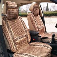 汽车坐垫四季通用五座全包围座垫轿车皮卡车面包车秋冬季编织座套