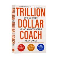 �f�|美元教� 英文原版 Trillion Dollar Coach 英版 企�I管理 英文版 �M口原版英�Z��籍