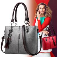 女士包包夏季新款时尚百搭中年女包妈妈包单肩包斜挎包大气手提包