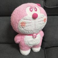 日本 哆啦a梦樱花粉色 机械猫毛绒公仔蓝胖子送女生生日礼物 樱花哆啦A梦 40厘米-49厘米