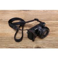 适用索尼RX100M2 M3 M4 a7 A6000 微单相机皮羊皮背带肩带