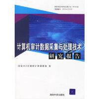 计算机审计数据采集与处理技术研究报告国家863计划审计署课题组9787302131182清华大学出版社