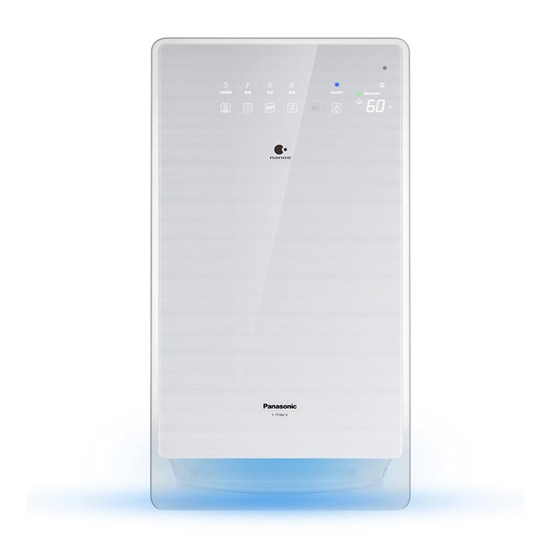 松下/Panasonic F-FF06CV-W 空气净化器 祛除PM2.5和甲醛正品行货 全国联保 5层滤网 纳米水离子技术 ECONAVI节能技术