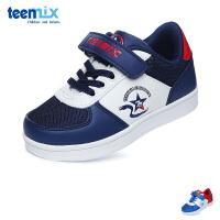 百丽天美意teenmix童鞋儿童运动鞋男童休闲鞋防滑耐磨四季学生鞋 (6-12岁可选) DX0290
