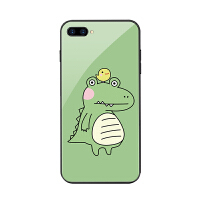 抹茶绿oppor15手机壳r9p小恐龙r9s可爱r9sp玻璃r11s全包r11p防摔r15x卡通r1 恐龙鸭子oppo