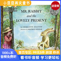#Mr. Rabbit and the Lovely Present兔先生和可爱的礼物