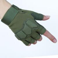 战术半指手套 男女户外运动登山骑车军迷骑行格斗护腕手套