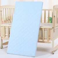 婴儿床垫环保椰棕垫透气床垫带拉链可拆卸椰棕垫宝宝垫子软硬适中