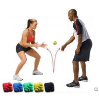 反应速度球六角球变向敏捷速度球 网球训练用品 反应灵敏球 乒乓球 羽毛球