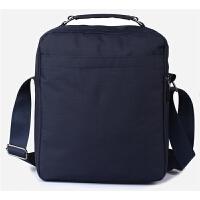 新款手提包男士包包单肩男包帆布休闲旅游挎包中年男士背包斜挎包