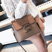 大包包冬季新款韩版百搭手提时尚宽肩带单肩大容量女包斜挎包