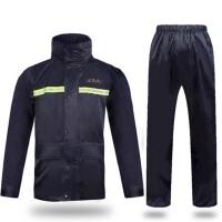 男女士成人分体雨衣 摩托车雨衣电动车 双层厚雨衣雨裤套装