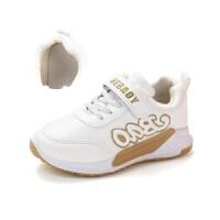 儿童运动鞋女童鞋子秋季韩版女孩透气休闲童鞋男童小白鞋