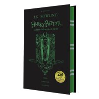 【现货】Harry Potter and the Philosopher's Stone �C Slytherin Ed