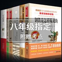 6册傅雷家书苏菲的平凡的世界给青年的十二封信名人传钢铁是怎样炼成的初中生版人民教育出版社八年级下册课外书籍必读名著c