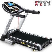 美国品牌格林GRANDWILLIE 跑步机家用静音 健身器材