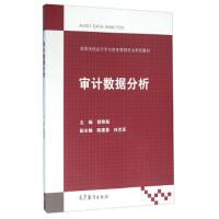 审计数据分析 饶艳超,陈建勇,林志军 9787040445404 高等教育出版社教材系列(沪版)