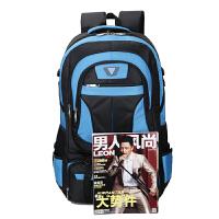 背包男多功能双肩包旅行包大容量行李包户外防水运动包徒步登山包