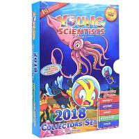 新加坡原版 The Young Scientists Level 2 小科学家儿童英语科学读本 2018合集10册 2