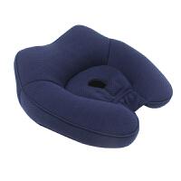 日本办公室3D美臀坐垫记忆棉提臀翘臀护臀尾椎减压垫孕妇垫透气夏 38*39*4-14