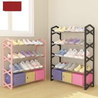 鞋架简易多层家用经济型组装收纳简约现代鞋柜宿舍小号鞋架子3vu