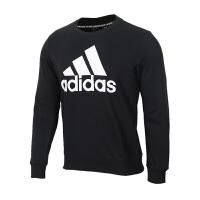 Adidas阿迪达斯 男装 运动休闲圆领卫衣套头衫 DT9941