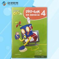 Get set go 牛津原版3-6岁三语视像互动学生DVD-ROM 4