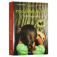 知更鸟 英文原版小说 Mockingbird Kathryn Erskine Puffin Books 世界经典名著