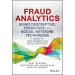【预订】Fraud Analytics Using De*ive, Predictive, and Social N.