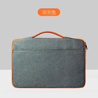 macbook air电脑包女手提11苹果笔记本13.3寸pro内胆包15寸公文包12保