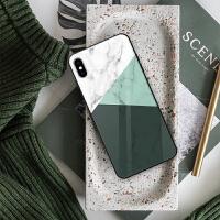 20190619084009958苹果x手机壳xs女max玻璃xr八8七7六6s硅胶6镜面plus套iphone全包防