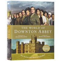 唐顿庄园的世界 英文原版 The World of Downton Abbey BBC同名英剧 艾美奖获奖电视剧的幕后