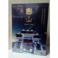 中国大系 电视记录片 泰山 6DVD 视频音像光盘影碟片