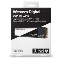 西部数据(WD) Black-3D版 250G/500G/1T M.2接口(NVMe协议) SSD高性能固态硬盘