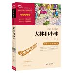 大林和小林(中小学生课外阅读指导丛书)无障碍阅读 彩插励志版 12000多名读者热评!