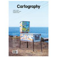 包邮全年订阅 Cartography 独立旅行杂志 意大利意英双语原版 年订2期