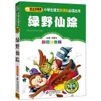 绿野仙踪注音版彩图正版儿童书籍7-10岁小学生一二年级课外书必读班主任推荐儿童文学读物课外书少儿名著拼音