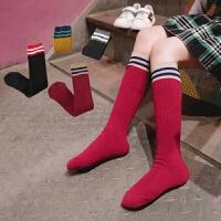 女童中筒袜儿童长筒袜宝宝过春秋薄款高筒夏堆堆袜子