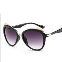 新款时尚太阳镜女士 2005炫彩反光墨镜 潮流百搭太阳眼镜