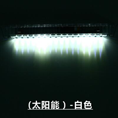 汽车太阳能爆闪灯防追尾灯led装饰灯警示灯霹雳游侠流水灯带开关