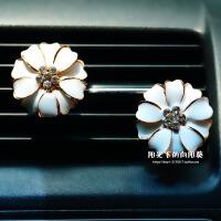 韩国个性可爱汽车香水挂件车用车载香水摆件车内空调出风口香水夹