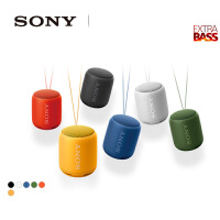 Sony/索尼 SRS-XB10 无线蓝牙防水音箱低音炮便携迷你户外小音响